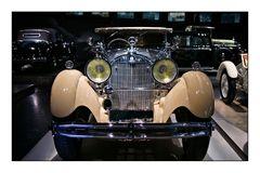 Daimler Benz Cabrio Frontansicht