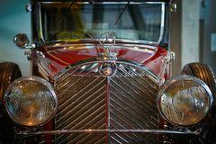 Daimler Benz Frontansicht