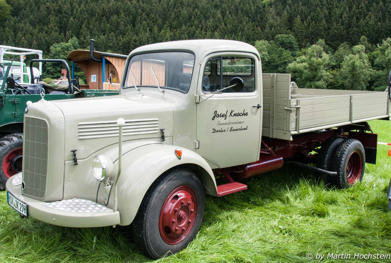 Daimler Benz Type LK 311