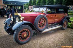 Daimler DMG 400K D 1925 bei Classic Cars Schwetzingen 2017