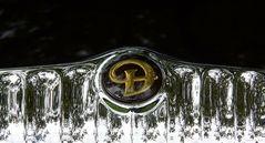 Daimler Kühlergrill im Detail