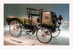 Daimler Motor-Geschäftswagen - 1899