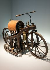 Daimler Reitwagen 1885