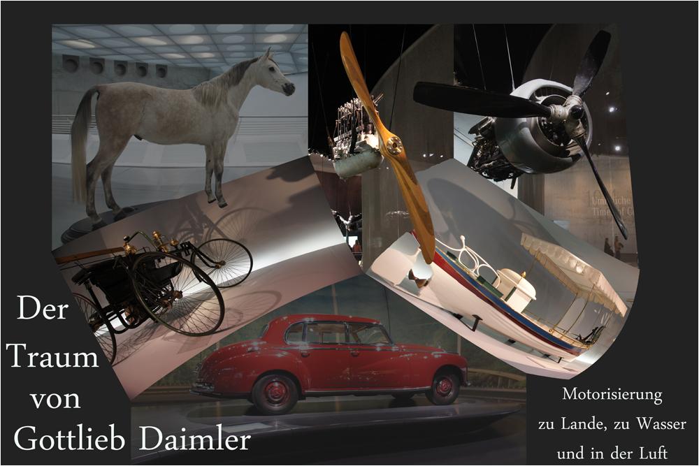 Daimlers Traum