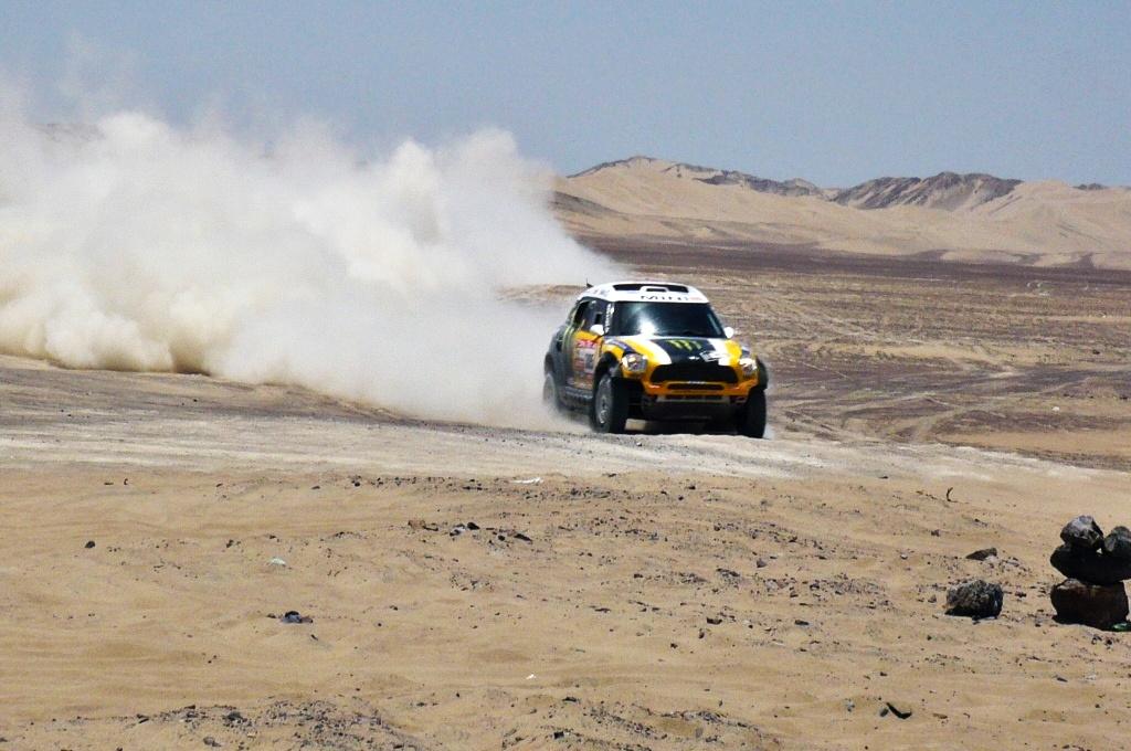 Dakar 2012 Ica Peru