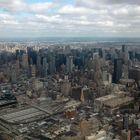 Dal cielo di Manhattan