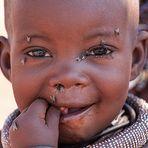 """dal portfolio """"Sguardi"""" - Bimbo Himba"""