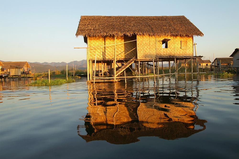 Dali in Burma