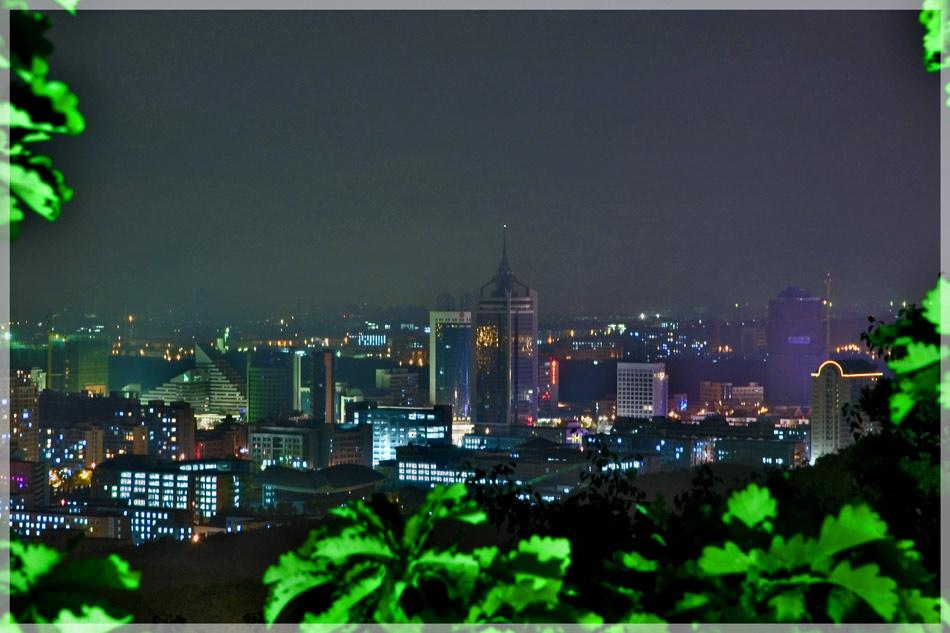 Dalian am Abend