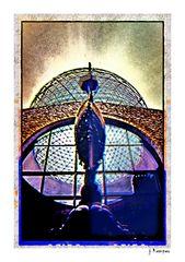 - Dalis Welt - Kuppel des Teatre-Museu Dali -