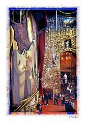 - Dalis Welt - Teatre-Museu Dali innen -