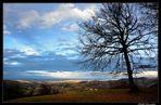 ...dalle colline Reggiane..