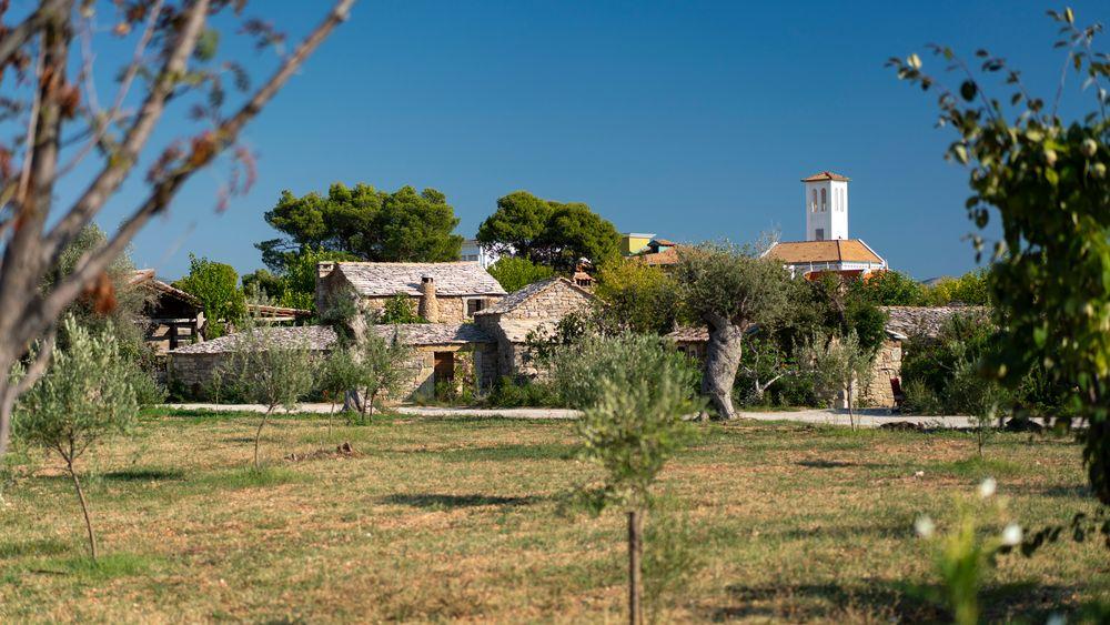 Dalmatinisches Ethno-Dorf