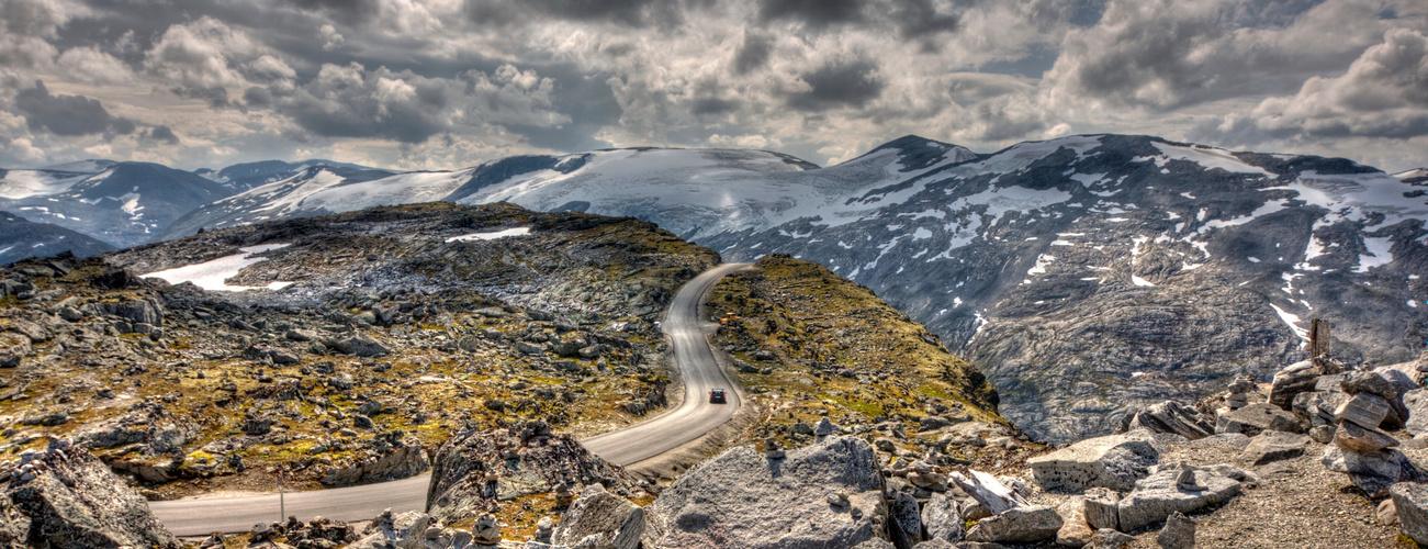 Dalsnibba - Norwegen