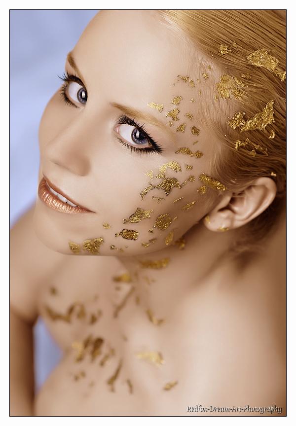 """""""dama de oro"""""""