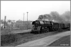 Damals 01 1531 am 3. Mai 1984 einfahrend Hp. Neunhofen
