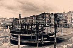 Damals als ich in Venedig war ......