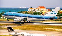 Damals in Sint Maarten