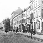Damals - Rathausstraße Stolberg Rhld.