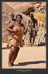 Damara dance