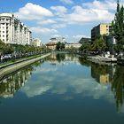 Dambovitza a Bucharest