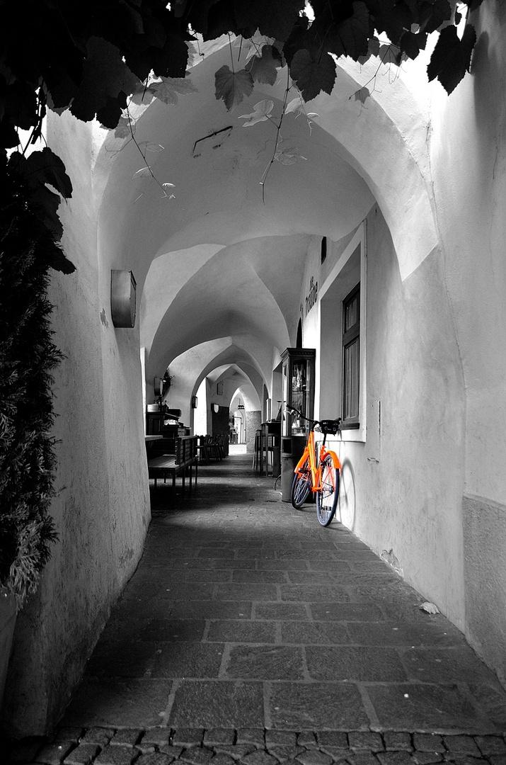 Damenrad in Brixen