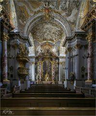 """Damenstiftskirche St. Anna - München """" Gott zu Gefallen... """""""