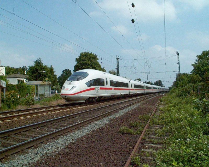 Damit Bayern auch mal nach NRW kommen