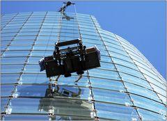 ... damit du aus deinem Glasturm besser in die Ferne schauen kannst ...