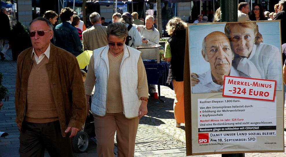 damit unser land sozial bleibt: SPD