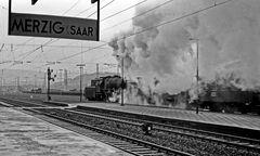 Dampfabschied 1972