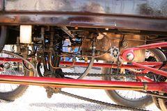 Dampfauto - die Technik!