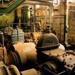 Dampferzeugung für die Turbinen