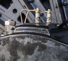 Dampffördermaschine