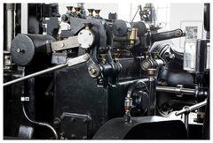 Dampffördermaschine von 1887 auf der Zeche Nachtigall