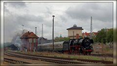 Dampfhäuschen in Arnstadt