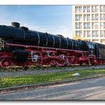 Dampflok 01 1063 #2 - Braunschweig Bhf.