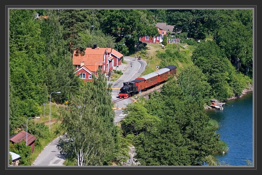 Dampflok 3147