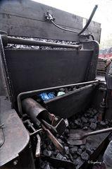 Dampflok 38 2267 - Kohletender