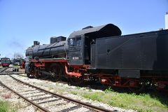 Dampflok 38 3180, ehemals preuss. P 8