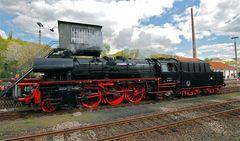Dampflok Baureihe 35