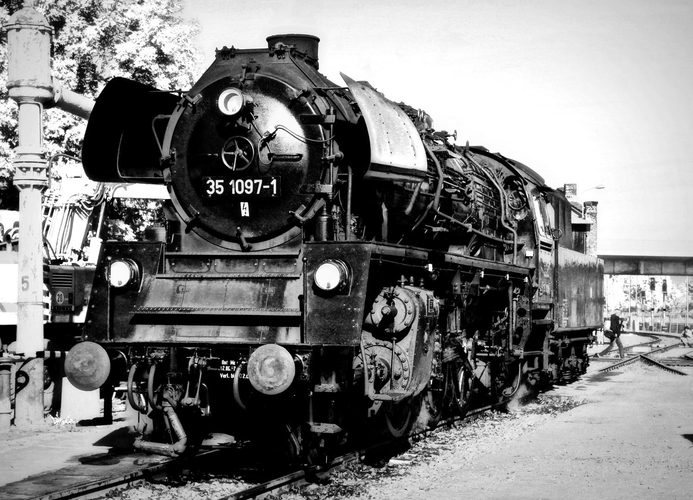 Dampflok BR 35 1097-1