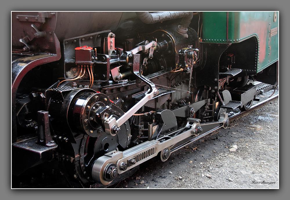 Dampflok Brienzer Rothornbahn