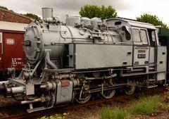 Dampflok ( Deutsche Reichsbahn)