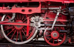 Dampflok Fahrwerk Nr.2