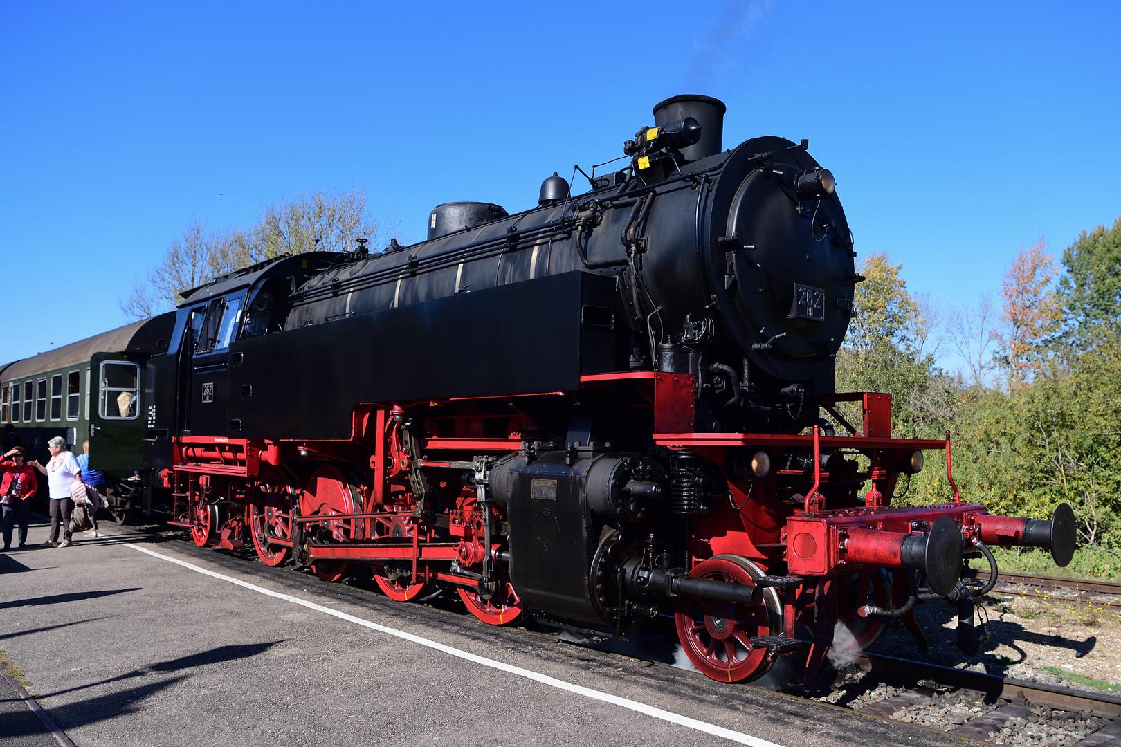 Dampflok FKE 262
