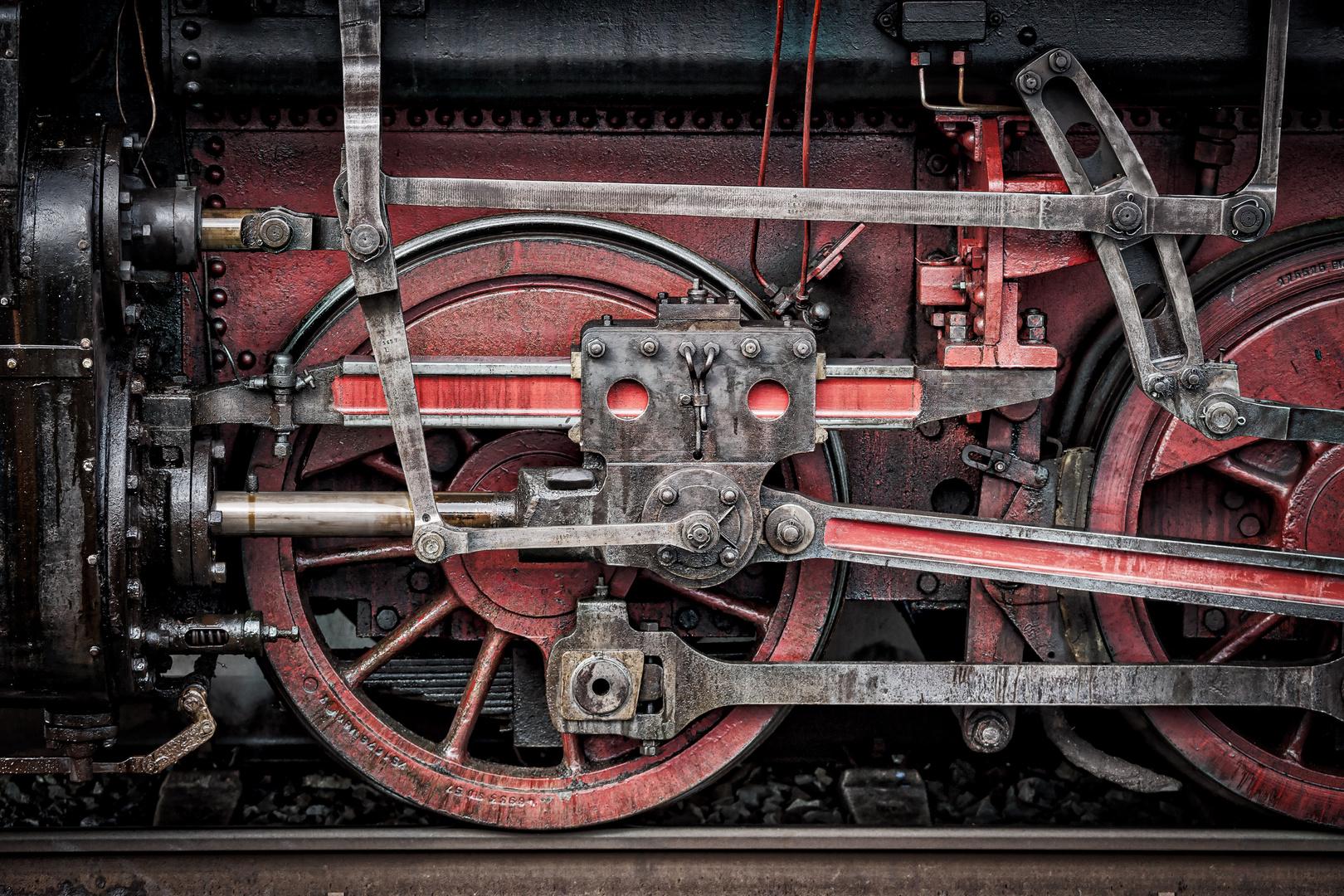 Dampflok II