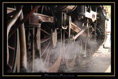 Dampflok Steuerung