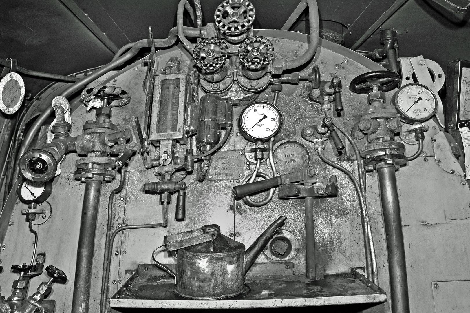 Dampflok (Technikcenter)