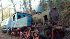 Dampflok von Pörtingssiepen (Hespertalbahnanlage)